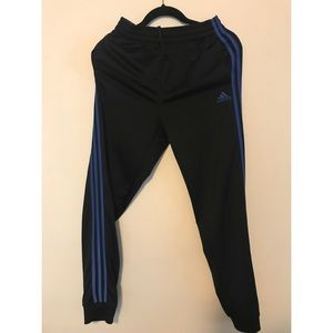 Youth XL Adidas track suit pants